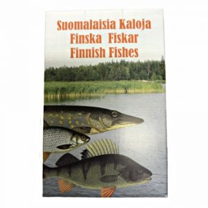 Suomalaisia kaloja -pelikortit