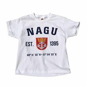 Lasten Nagu T-paita