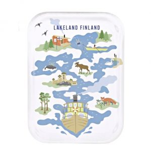 (suomi) Lakeland Tarjotin